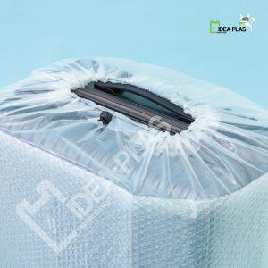 ถุงคลุมกระเป๋าเดินทาง (Bubble Bag) Size M