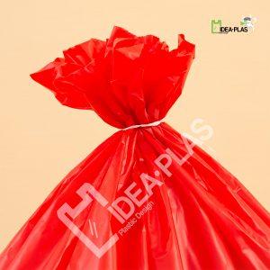 ถุงขยะแดง